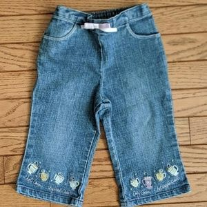 Gymboree Jeans Girls Cozy Cocoa Hot Cider